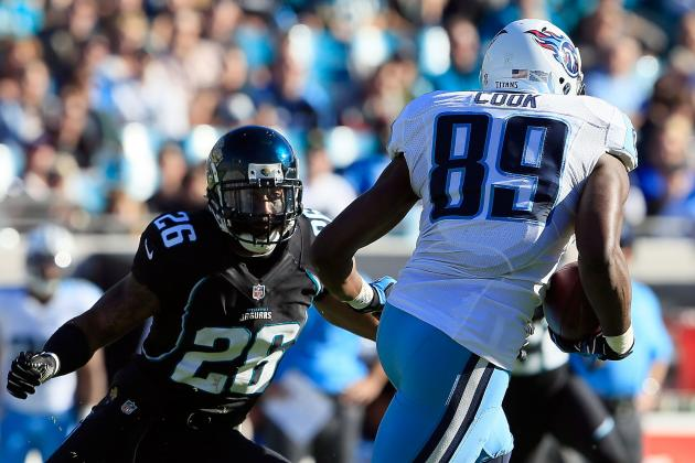 Cleveland Browns to Evaluate Tennessee Titans TE Jared Cook as Potential Fit