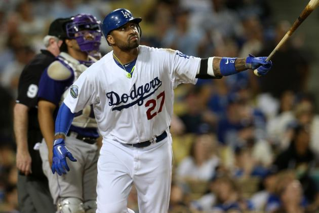 Los Angeles Dodgers 2013: Does Matt Kemp Have What It Takes to Go 50-50 in 2013?
