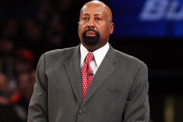 Woodson Says He Should Have Taken Melo Out