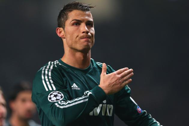 Real Madrid vs. Manchester United: Ronaldo Shows True Class After Goal in CL Win