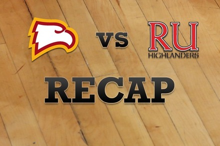 Winthrop vs. Radford: Recap, Stats, and Box Score