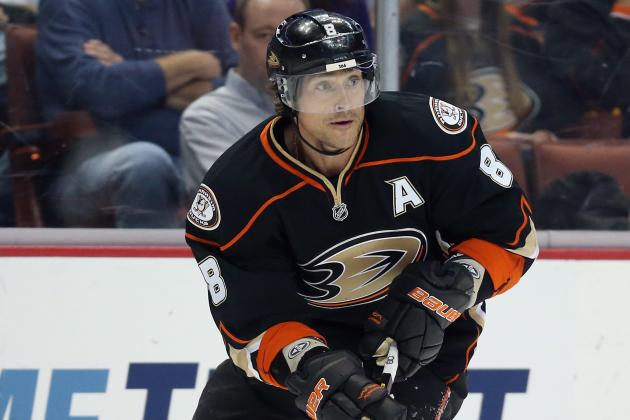 Selanne Still a Painful Reminder for Coyotes