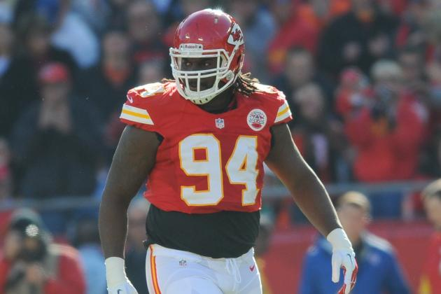 Report: Chiefs Restructure Tyson Jackson's Contract Again