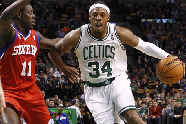NBA Gamecast: Celtics vs. 76ers