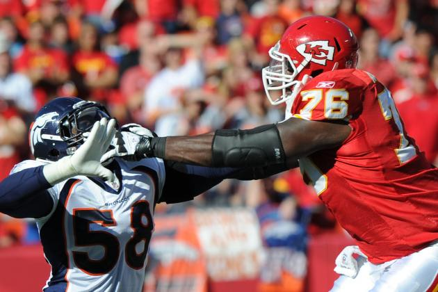 Kansas City Chiefs: Franchise Tagging Branden Albert Complicates No. 1 Pick