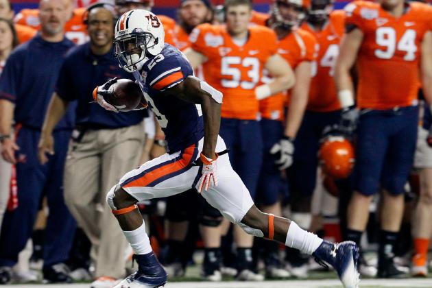 Onterio McCalebb Pro Day: Breaking Down RB's Draft Stock After Strong Showing