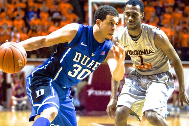 Duke Crushes Virginia Tech on Senior Night in ACC Battle