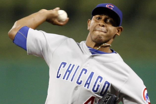 Detroit Tigers 'Taking a Hard Look' at Chicago Cubs Closer Carlos Marmol