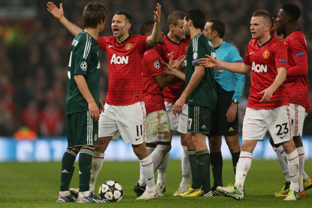 Manchester United vs. Real Madrid: Nani Red Card Shows Need for Replay in Soccer