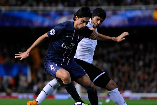 Paris Saint-Germain vs. Valencia: Champions League Live Score, Highlights, Recap