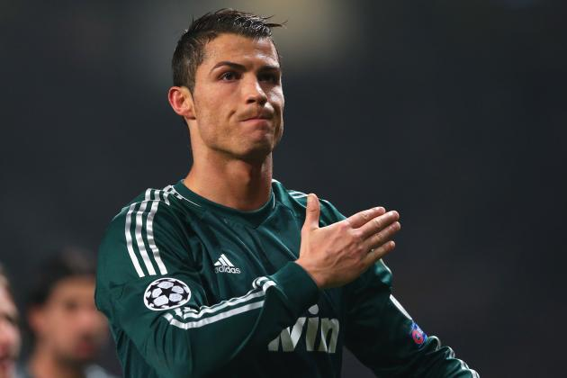 Cristiano Ronaldo: Controversy Masks Star's Strong Showing vs. Manchester United
