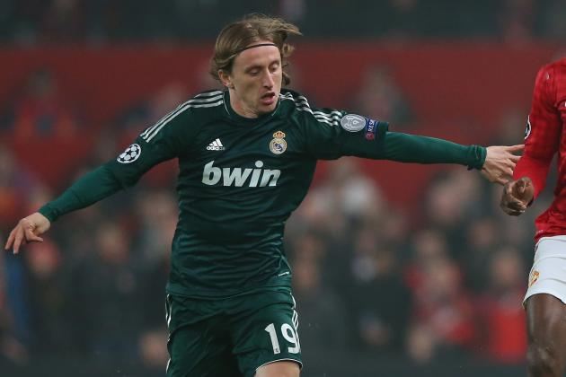 Mourinho: 'Modric Was Crucial Because He Changed the Match'