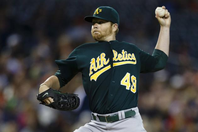 Oakland A's Pitcher Brett Anderson Not Pleased with Olympic Decisions