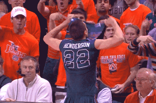 Ranking the 10 Best GIFs of the 2012-13 College Basketball Season