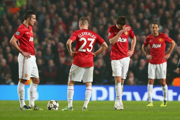 Manchester United vs. Real Madrid: Takeaways for Red Devils in Devastating Loss