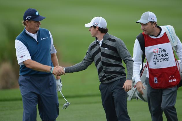 Rory Mcllroy's Latest Wisdom; Not the Clubs, It Was a Toothache
