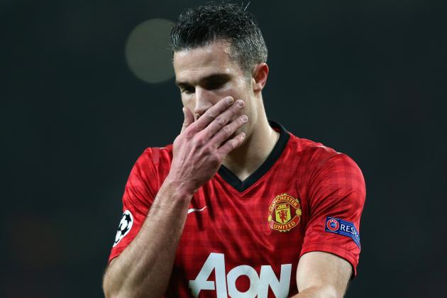 Robin Van Persie: UCL Exit Doesn't Diminish Dutchman's Incredible Season