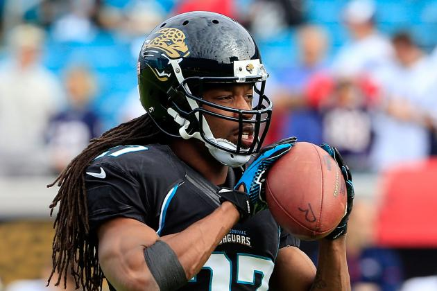 Jaguars Part Ways with 10-Year Vet Rasheen Mathis