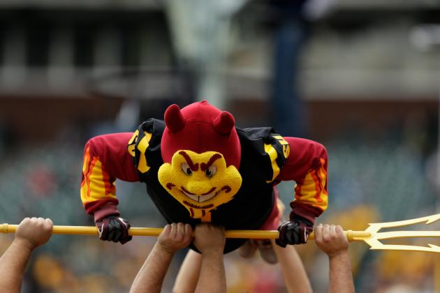 Arizona State Football: 'New Sparky' Causes Outrage Among  Sun Devils Faithful