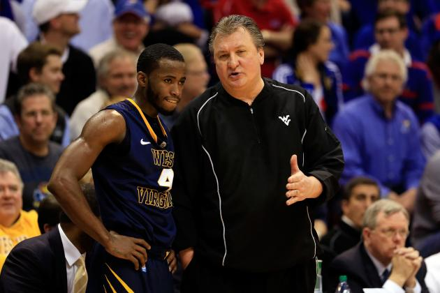 Look for a Reshaped WVU Basketball Team Next Season