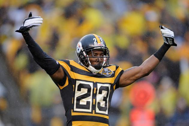 Will the Pittsburgh Steelers Sign Free Agent Keenan Lewis?