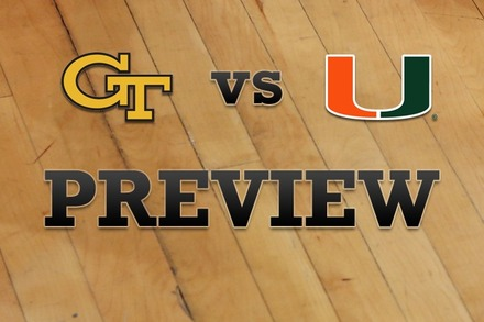 Georgia Tech vs. Miami: Full Game Preview