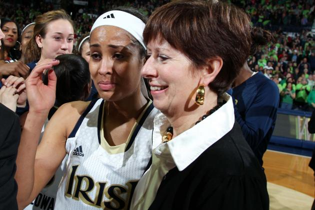 Skylar Diggins' Brilliance vs. UConn Signals Impending Deep NCAA Tournament Run