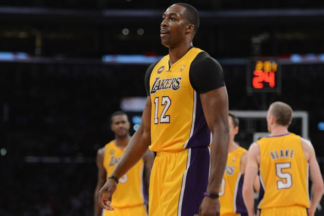 Is Dwight Howard the NBA's Worst Teammate?