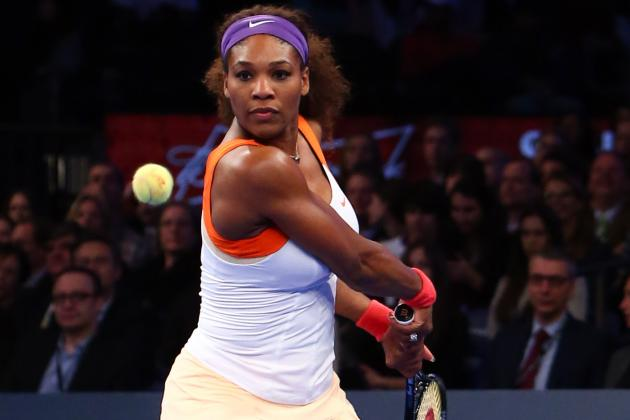 Serena and Azarenka Are Not Bitter Rivals