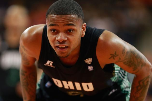 D.J. Cooper's Career Stat Line Just Turned into an NCAA Record