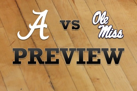Alabama vs. Mississippi: Full Game Preview