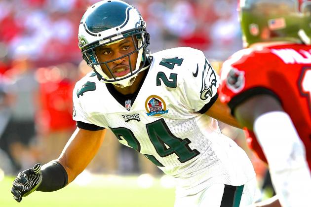 Examining Nnamdi Asomugha's Sad, Rapid Decline in Philadelphia
