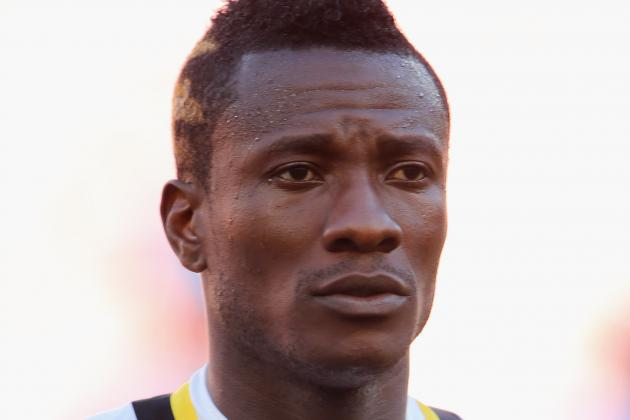 Why Asamoah Gyan Is the Right Choice for Ghana Captain
