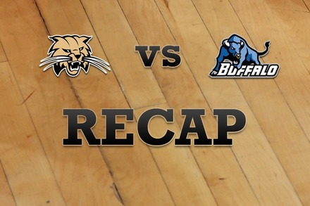 Ohio vs. Buffalo: Recap, Stats, and Box Score