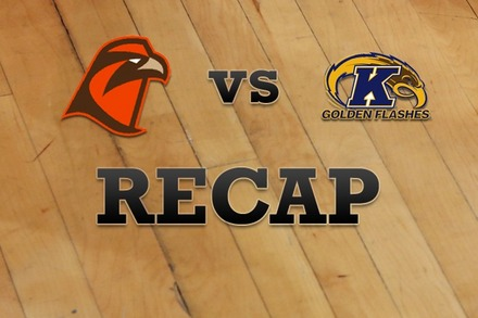 Bowling Green vs. Kent State: Recap, Stats, and Box Score