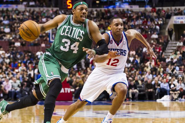 Celtics Beat the Sixers 109-101, Move a Season High Five Games over .500