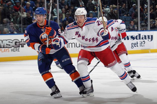 NY Rangers vs. NY Islanders: Why It's One of the League's Best Rivalries