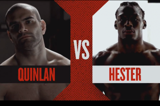 TUF 17, Episode 7 Recap: Clint Hester vs. Jimmy Quinlan Ends Via Submission
