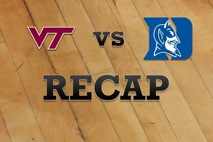Virginia Tech vs. Duke: Recap, Stats, and Box Score