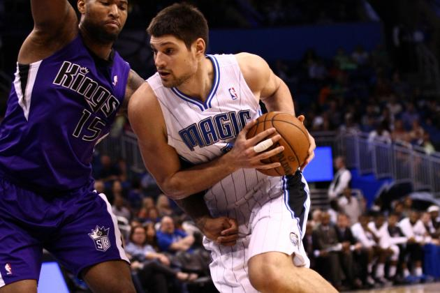 Vucevic on Missing 4th Quarter: 'Not My Call'