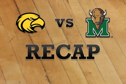 Southern Miss vs. Marshall: Recap, Stats, and Box Score