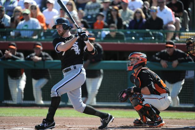 Chicago White Sox: Could Jeff Keppinger Open the Season as the Second Baseman?