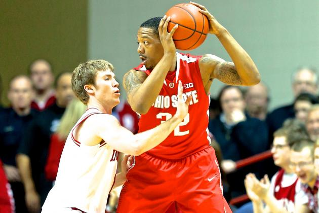 No. 14 Ohio State Ruins No. 2 Indiana's Senior Night