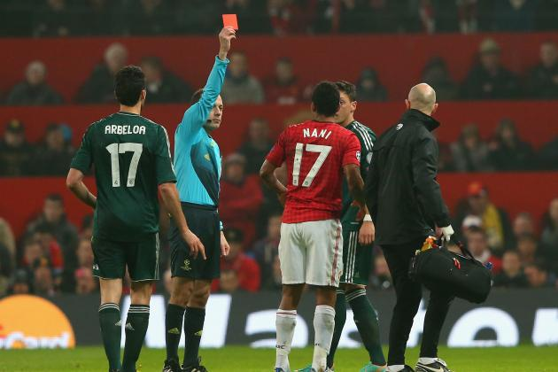 Meet Cuneyt Cakir, the Referee Who Doomed Man Utd in Champions League