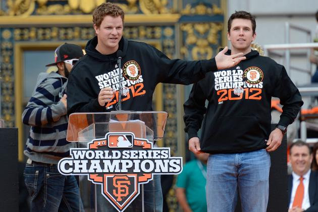 Are Matt Cain's Comments Shortchanging the 2013 Giants' Talent?