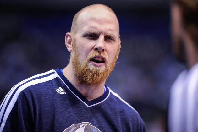 Chris Kaman Would Like to Stay in Big D, but Will Mavs Want Him Back?