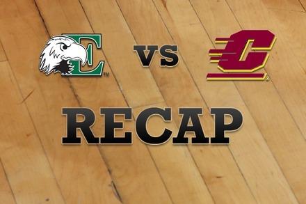 Eastern Michigan vs. Central Michigan: Recap, Stats, and Box Score