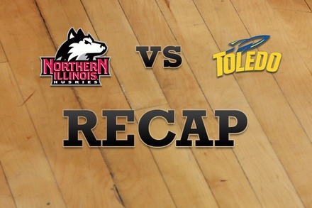 Northern Illinois vs. Toledo: Recap, Stats, and Box Score
