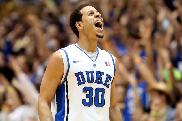 Seth Curry: Duke's Player of the Game Against Virginia Tech