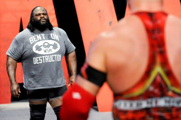 Mark Henry vs. Ryback Is a Must-See WrestleMania 29 Match